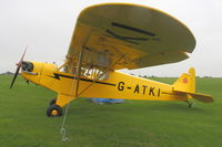 G-ATKI @ EGBK - A visitor to 2012 LAA Rally at Sywell