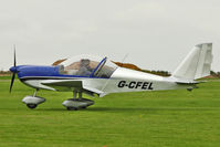 G-CFEL @ EGBK - A visitor to 2012 LAA Rally at Sywell