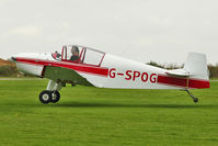 G-SPOG @ EGBK - A visitor to 2012 LAA Rally at Sywell