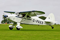 G-PAXX @ EGBK - A visitor to 2012 LAA Rally at Sywell