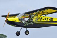 G-RTHS @ EGBK - A visitor to 2012 LAA Rally at Sywell