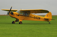 G-ATZM @ EGBK - A visitor to 2012 LAA Rally at Sywell