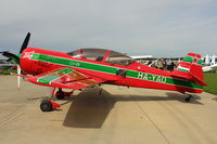 HA-YAO @ EGBK - A visitor to 2012 LAA Rally at Sywell