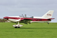 G-CFIH @ EGBK - A visitor to 2012 LAA Rally at Sywell