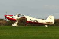 G-EFTE @ EGBK - A visitor to 2012 LAA Rally at Sywell