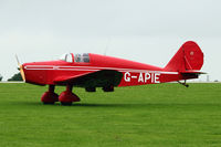 G-APIE @ EGBK - A visitor to 2012 LAA Rally at Sywell