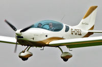 G-CFEZ @ EGBK - A visitor to 2012 LAA Rally at Sywell
