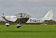 G-CGTT @ EGBK - A visitor to 2012 LAA Rally at Sywell