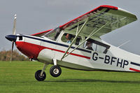 G-BFHP @ EGBK - A visitor to 2012 LAA Rally at Sywell