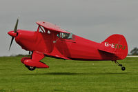 G-EEPJ @ EGBK - A visitor to 2012 LAA Rally at Sywell