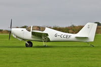 G-CCEF @ EGBK - A visitor to 2012 LAA Rally at Sywell