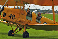 G-BPHR @ EGBK - A visitor to 2012 LAA Rally at Sywell