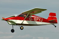 G-BPYJ @ EGBK - A visitor to 2012 LAA Rally at Sywell