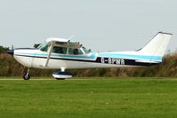 G-BPWR @ EGBK - A visitor to 2012 LAA Rally at Sywell - by Terry Fletcher