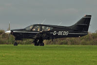 G-BEDG @ EGBK - A visitor to 2012 LAA Rally at Sywell