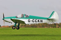 G-CCKN @ EGBK - A visitor to 2012 LAA Rally at Sywell