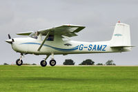 G-SAMZ @ EGBK - A visitor to 2012 LAA Rally at Sywell