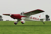 G-BXCA @ EGBK - A visitor to 2012 LAA Rally at Sywell