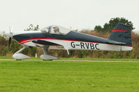 G-RVBC @ EGBK - A visitor to 2012 LAA Rally at Sywell