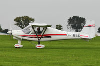 G-IRED @ EGBK - A visitor to 2012 LAA Rally at Sywell