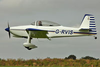 G-RVIS @ EGBK - A visitor to 2012 LAA Rally at Sywell