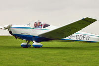 G-CDFD @ EGBK - A visitor to 2012 LAA Rally at Sywell