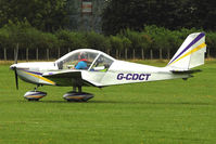 G-CDCT @ EGBK - A visitor to 2012 LAA Rally at Sywell
