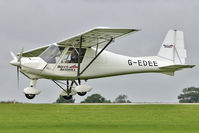 G-EDEE @ EGBK - A visitor to 2012 LAA Rally at Sywell
