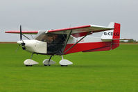 G-CDLG @ EGBK - A visitor to 2012 LAA Rally at Sywell