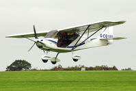 G-CGUU @ EGBK - A visitor to 2012 LAA Rally at Sywell