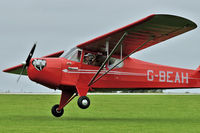 G-BEAH @ EGBK - A visitor to 2012 LAA Rally at Sywell