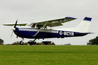 G-BCYR @ EGBK - A visitor to 2012 LAA Rally at Sywell