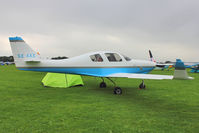 SE-XXX @ EGBK - A visitor to 2012 LAA Rally at Sywell - by Terry Fletcher