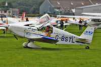 G-BSTL @ EGBK - A visitor to 2012 LAA Rally at Sywell