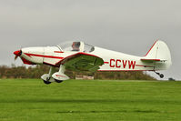 G-CCVW @ EGBK - A visitor to 2012 LAA Rally at Sywell