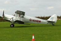 G-AHBM @ EGBK - A visitor to 2012 LAA Rally at Sywell