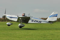 G-CHJG @ EGBK - A visitor to 2012 LAA Rally at Sywell