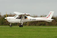 G-LEEE @ EGBK - A visitor to 2012 LAA Rally at Sywell
