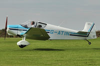 G-ATIN @ EGBK - A visitor to 2012 LAA Rally at Sywell