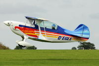 G-EGLE @ EGBK - A visitor to 2012 LAA Rally at Sywell