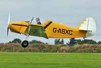 G-ASXC @ EGBK - A visitor to 2012 LAA Rally at Sywell