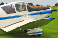 G-BKOA @ EGBK - A visitor to 2012 LAA Rally at Sywell