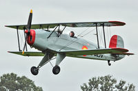 G-BZJV @ EGBK - A visitor to 2012 LAA Rally at Sywell