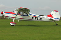 G-BCLS @ EGBK - A visitor to 2012 LAA Rally at Sywell