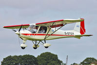 G-DTOY @ EGBK - A visitor to 2012 LAA Rally at Sywell