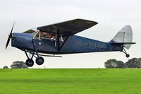 G-ACUS @ EGBK - A visitor to 2012 LAA Rally at Sywell