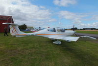 G-LWLW @ EGBR - At the Real Aeroplane Club's Wings & Wheels fly-in, Breighton - by Chris Hall