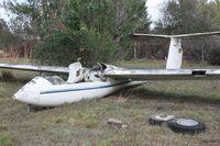 N1052G @ F13 - ICA Brasov IS-28B2 glider - by Florida Metal