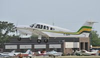 C-GATI @ KOSH - Airventure 2012 - by Todd Royer