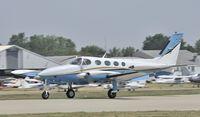 N340SV @ KOSH - Airventure 2012